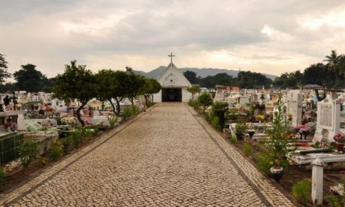 Zdjęcie INDONEZJA / Demokratyczna Republika Timor Leste / Dili / Cmentarz Santa Cruz w stolicy Timoru Wschodniego, Dili