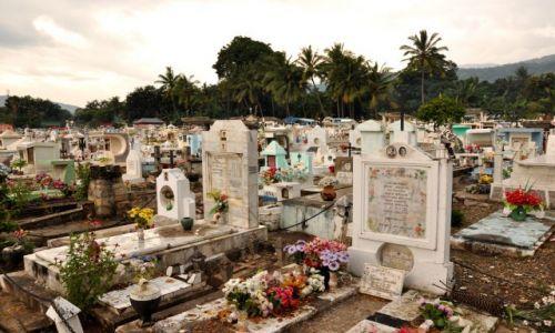 Zdjęcie INDONEZJA / Demokratyczna Republika Timor Leste / Dili / Cmentarz Santa Cruz stolicy Timoru Wschodniego, Dili