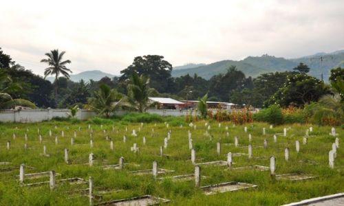 INDONEZJA / Demokratyczna Republika Timor Leste / Dili / Cmentarz Santa Cruz stolicy Timoru Wschodniego, Dili
