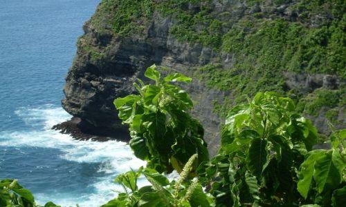Zdjecie INDONEZJA / Bali / pólwysep Badung / ... fala za falą...