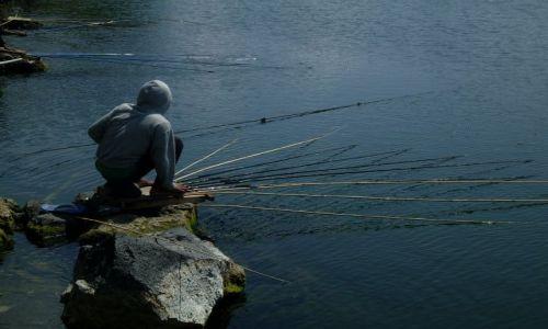 Zdjecie INDONEZJA / Bali / jezioro Batur / ... podzielność uwagi...