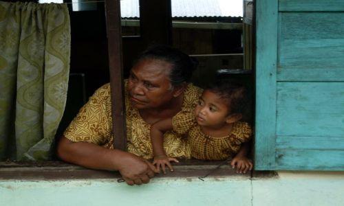 Zdjęcie INDONEZJA / Lembata / Lalamera / ... idą! ...