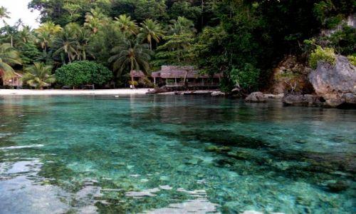 Zdjęcie INDONEZJA / Togian Islands (Sulawesi) / Kadidiri / ... azyl ...
