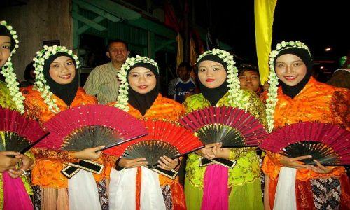 Zdjęcie INDONEZJA / Jawa / Yogyakarta / zakończenie Ramadanu  w Yogyakarcie
