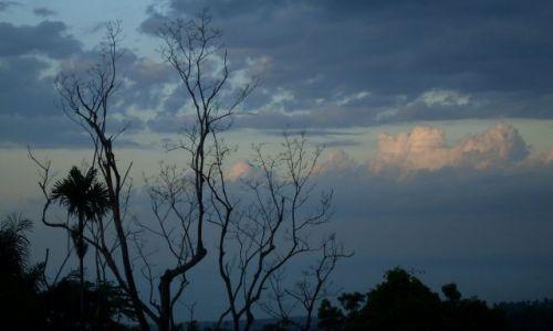 Zdjęcie INDONEZJA / Lombok / Rinjani / ... wieczór...