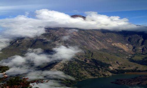 Zdjęcie INDONEZJA / Lombok / Rinjani / ... cel na następny dzień ...
