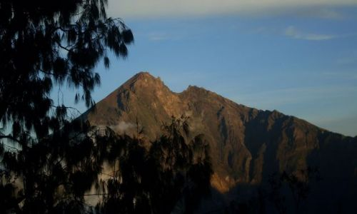 Zdjęcie INDONEZJA / Lombok / Rinjani / ... na dobranoc ...