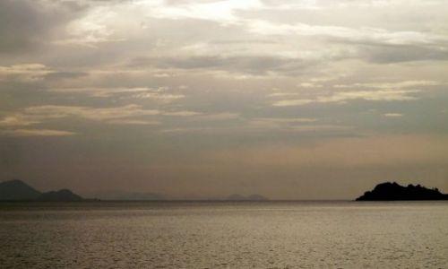 Zdjęcie INDONEZJA / Małe Wyspy Sundajskie (Nusa Tengara) / Gdześ pomiędzy wyspami.... / ... w innych barwach ...