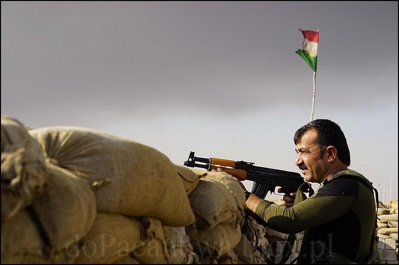 Zdjęcia: Makhmur, Erbil, Na wojnie u Peszmergów 3, IRAK
