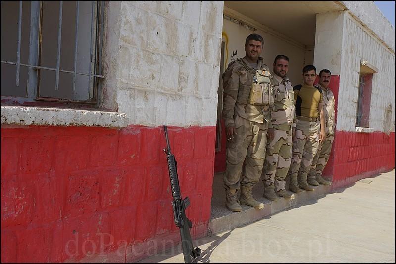 Zdjęcia: Makhmur, Erbil, Na wojnie u Peszmergów 6, IRAK