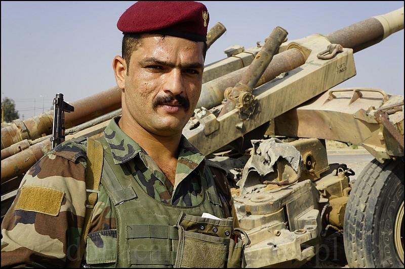 Zdjęcia: Makhmur, Erbil, Na wojnie u Peszmergów 8, IRAK