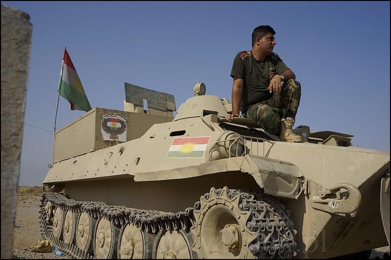 Zdjęcia: Makhmur, Erbil, Na wojnie u Peszmergów 9, IRAK