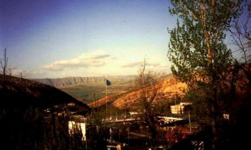 IRAK / Kurdystan / Shaqlawa / Szkoła w Shaqlawa