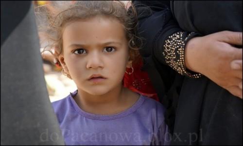 Zdjęcie IRAK / Erbil / Makhmur / Uchodźcy z Mosulu