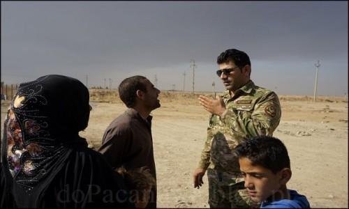 Zdjęcie IRAK / Erbil / Makhmur / Uchodźcy z Mosulu 4