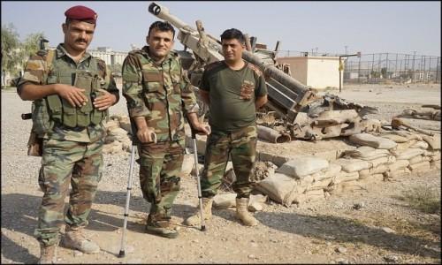Zdjęcie IRAK / Erbil / Makhmur / Na wojnie u Peszmergów
