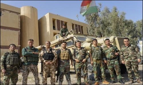 Zdjecie IRAK / Erbil / Makhmur / Na wojnie u Peszmergów 2