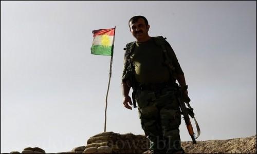Zdjecie IRAK / Erbil / Makhmur / Na wojnie u Peszmergów 5