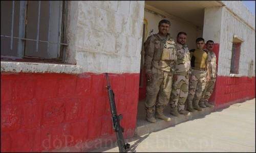 Zdjecie IRAK / Erbil / Makhmur / Na wojnie u Peszmergów 6