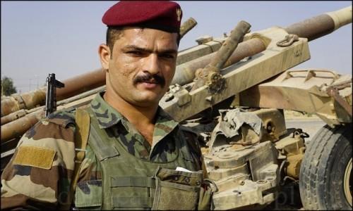 Zdjecie IRAK / Erbil / Makhmur / Na wojnie u Peszmergów 8