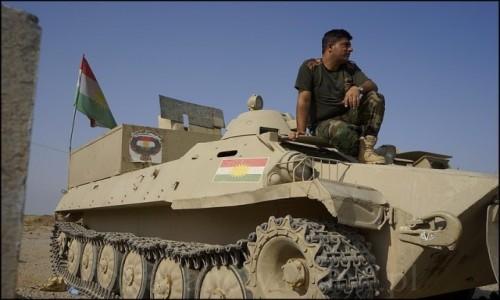 Zdjecie IRAK / Erbil / Makhmur / Na wojnie u Peszmergów 9