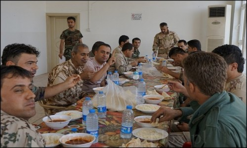 Zdjecie IRAK / Erbil / Makhmur / Na wojnie u Peszmergów 14