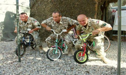 Zdjęcie IRAK / brak / Irak / konkurs rowerowy