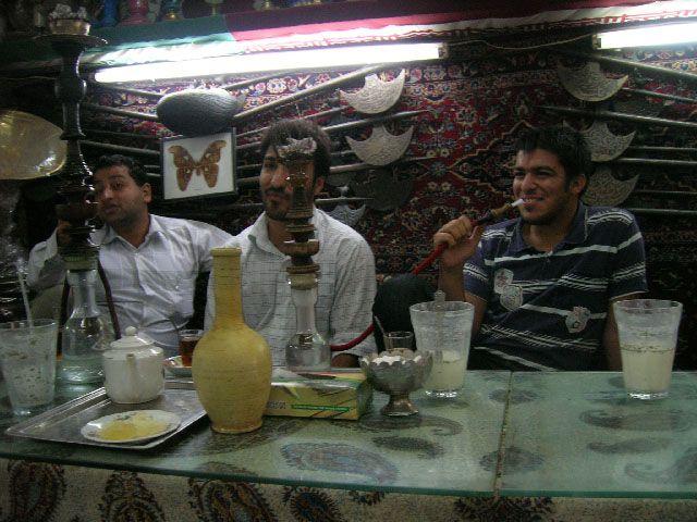 Zdjęcia: Esfahan, Irańczycy, IRAN