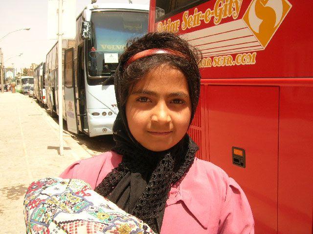 Zdjęcia: Kashan, Irańczycy, IRAN