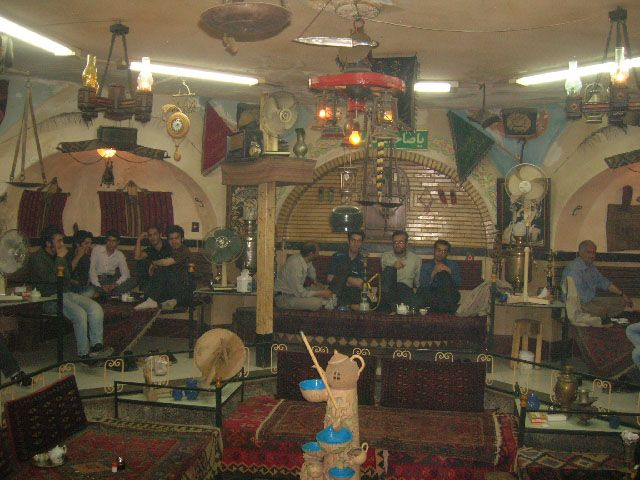 Zdjęcia: Zanjan, Irańczycy, IRAN