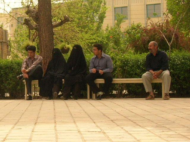 Zdj�cia:  Esfahan , Ira�czycy, IRAN