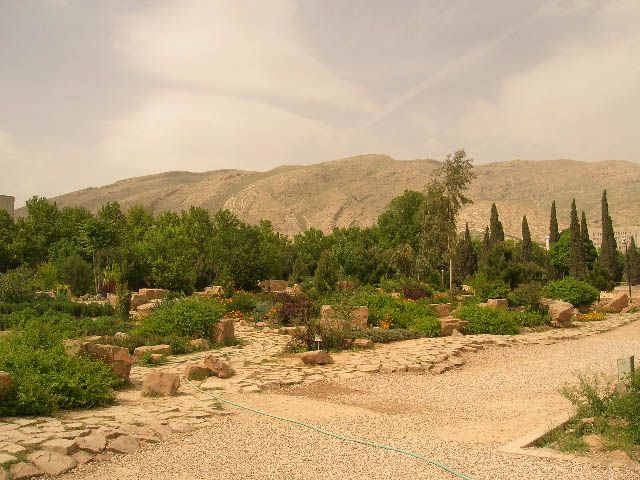 Zdjęcia: Shiraz, irańskie krajobrazy (1), IRAN