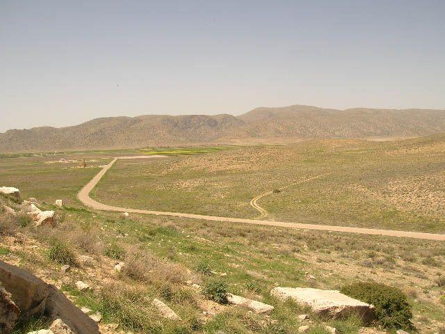 Zdjęcia: Pasargade, irańskie krajobrazy (2), IRAN