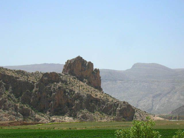 Zdj�cia: okolice Persepolis, ira�skie krajobrazy (6), IRAN