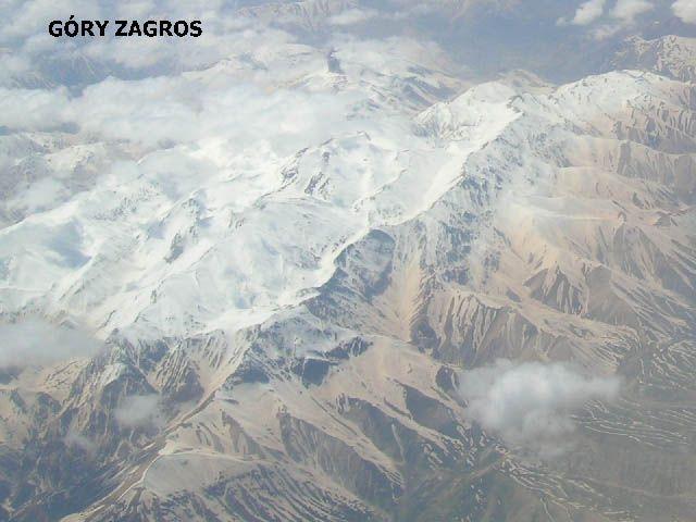 Zdjęcia: góry Zagros, irańskie krajobrazy (8), IRAN