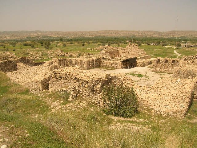 Zdj�cia: okolice Bishapur , ira�skie krajobrazy (12), IRAN