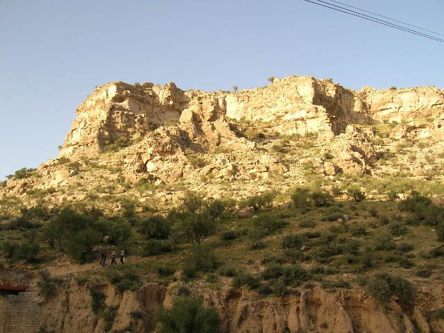 Zdj�cia: okolice Firuz Abad, ira�skie krajobrazy (16), IRAN