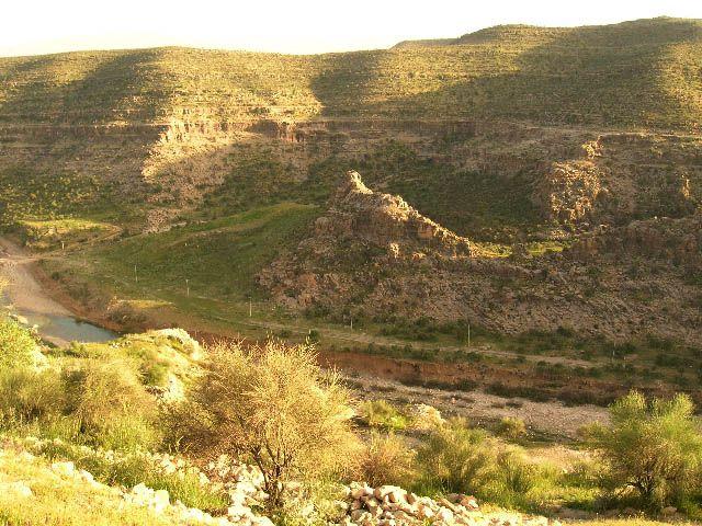 Zdjęcia: okolice Firuz Abad, irańskie krajobrazy (19), IRAN
