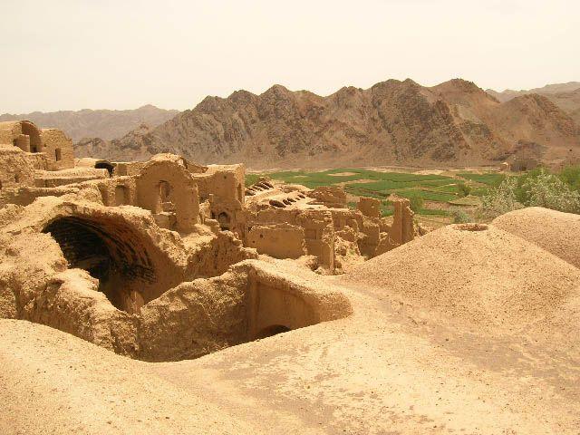 Zdjęcia: Kharanaq, irańskie krajobrazy (23), IRAN