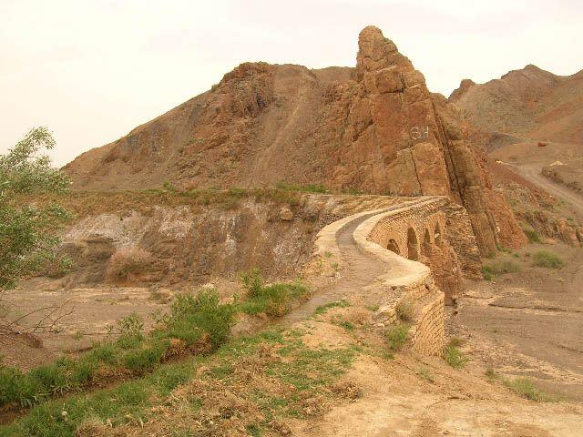 Zdjęcia: Kharanaq, irańskie krajobrazy (24), IRAN