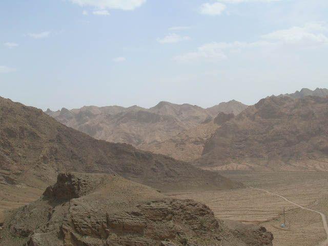Zdjęcia: Chak Chak, irańskie krajobrazy (25), IRAN