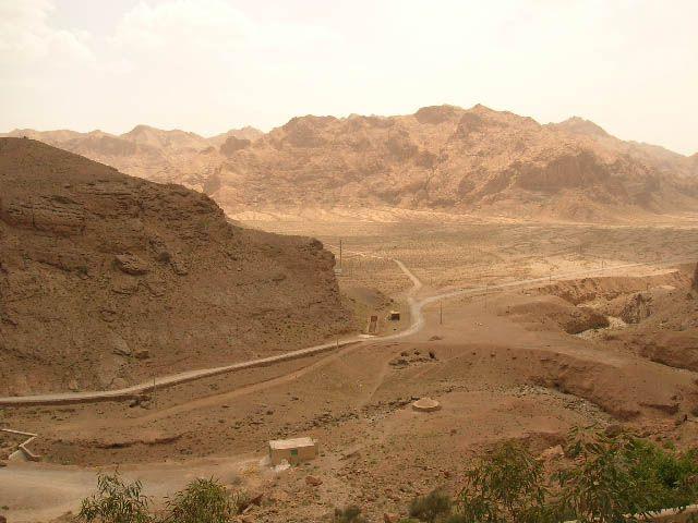 Zdjęcia: Chak Chak, irańskie krajobrazy (26), IRAN