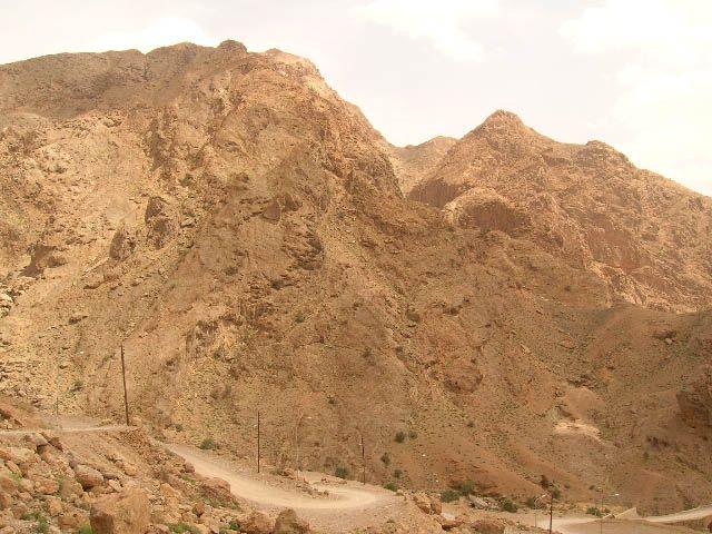 Zdj�cia: Chak Chak, ira�skie krajobrazy (27), IRAN