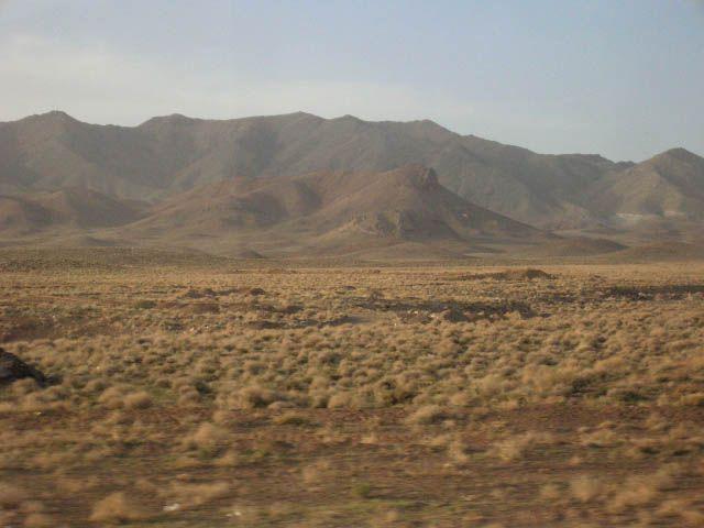 Zdjęcia: droga Yazd - Esfahan, irańskie krajobrazy (28), IRAN