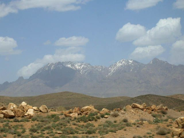 Zdjęcia: trasa Esfahan - Kashan, irańskie krajobrazy (30), IRAN