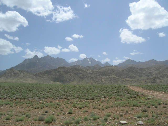 Zdjęcia: trasa Esfahan - Kashan, irańskie krajobrazy (31), IRAN