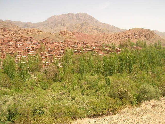 Zdjęcia:  Abyaneh, irańskie krajobrazy (34), IRAN