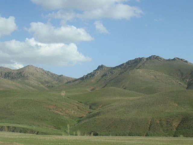 Zdjęcia: trasa Hamadan Zanjan, irańskie krajobrazy (39), IRAN