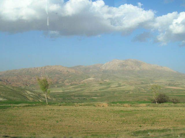Zdjęcia: trasa Hamadan Zanjan, irańskie krajobrazy (41), IRAN