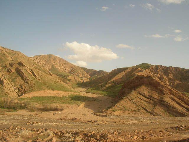 Zdjęcia: trasa Hamadan Zanjan, irańskie krajobrazy (42), IRAN